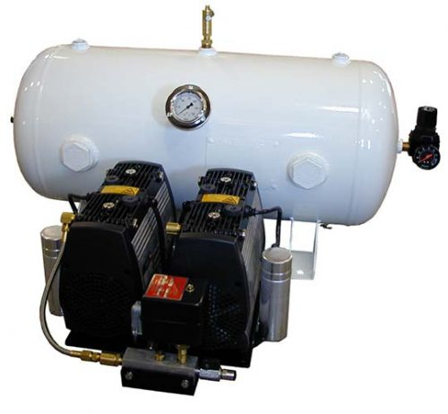 Kahlenberg KA1000 marine air compressor