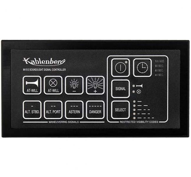 Kahlenberg M-512 sound and light signal controller