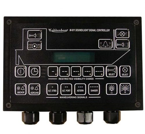 Kahlenberg M-611 sound and light signal controller