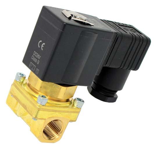 Kahlenberg V-150C solenoid valve