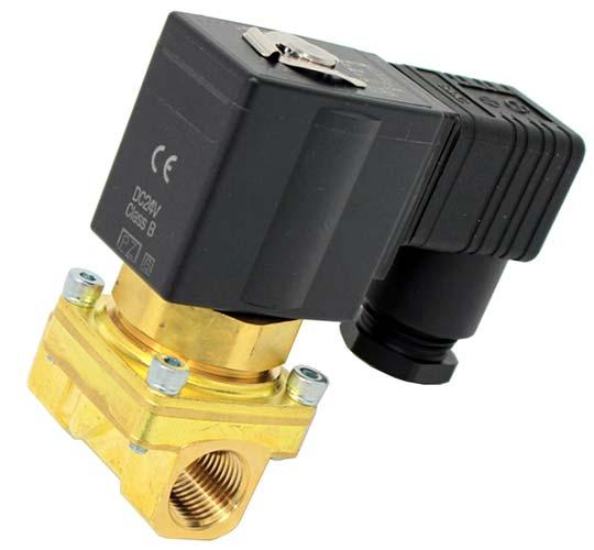 Kahlenberg V-151C solenoid valve