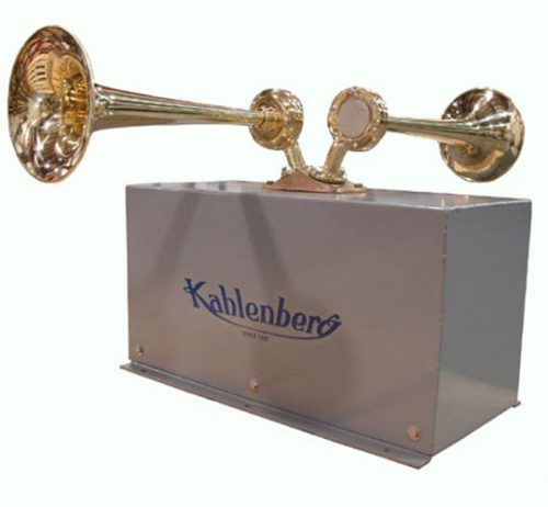 Kahlenberg K-25 and K-1R1 industrial air horns