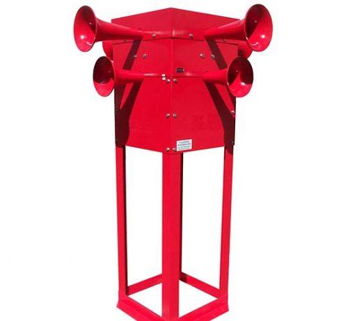 K4-12-EN Air Alarm
