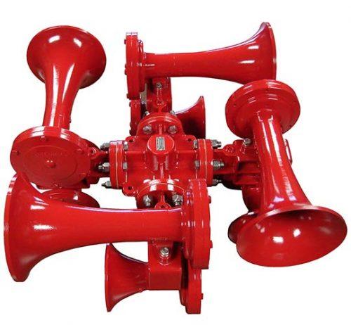 K4-25 Air Alarm
