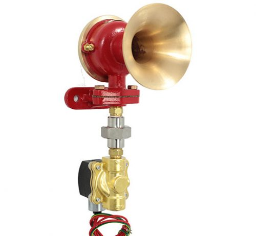 CA-E industrial air horn
